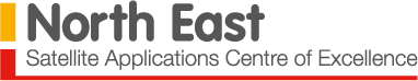 North East Centre of Excellence Logo