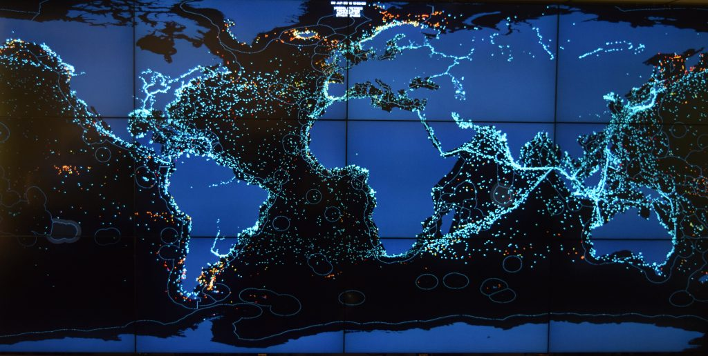 BLOG: Satellite Data in the Maritime Sector