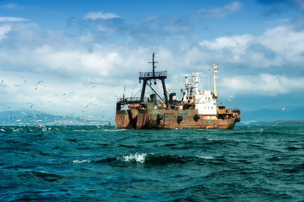 Satellite technology holds the key to transforming the blue economy