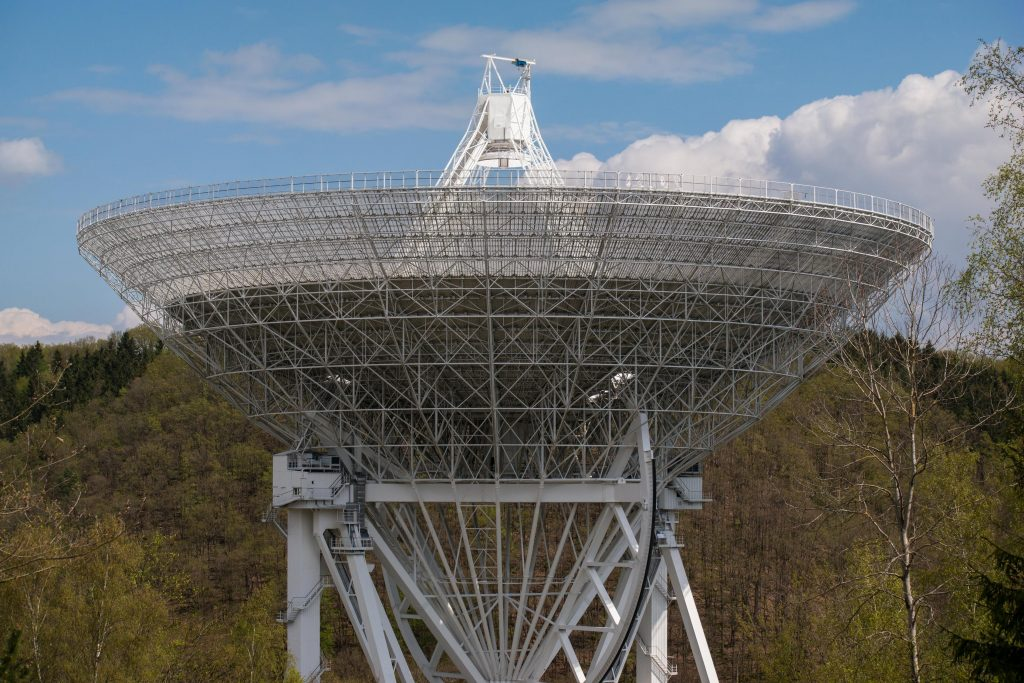 Closure of Dundee Satellite Receiving Station