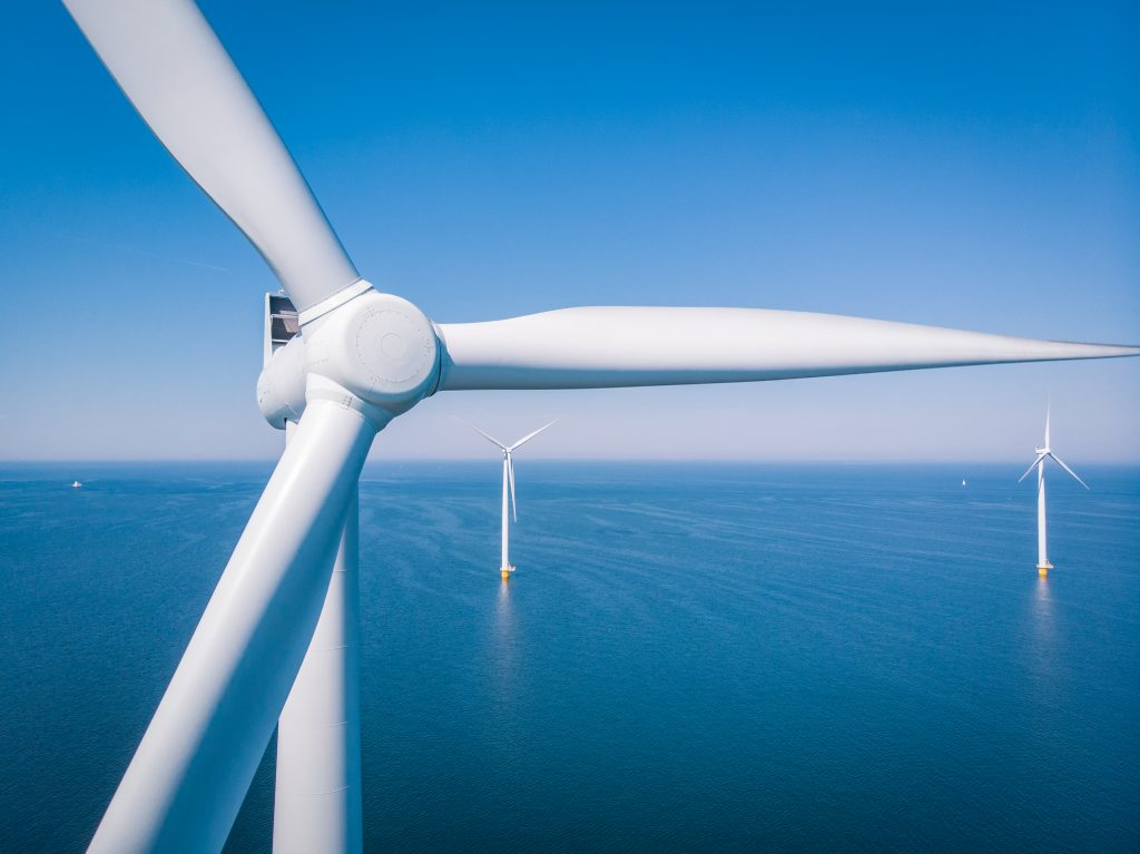 SCCoE assisted project granted £1.6 million to develop drone swarms to inspect wind turbines