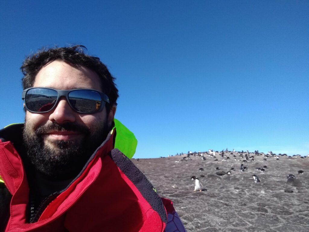 Citizen Science Month: Interview with Dr. Coleman Krawczyk of the University of Portsmouth