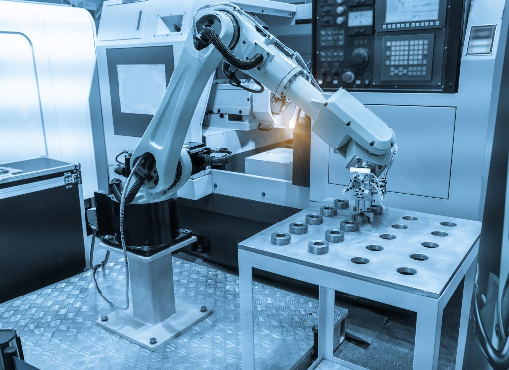 Small Scale Manufacturing for AeroSpace