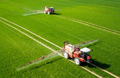 Geospatial technology in the agri-food sector