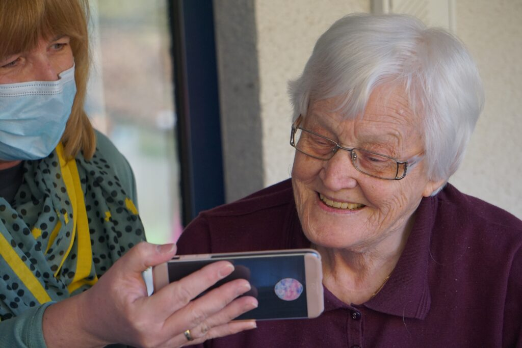 Falmouth University amplifies the voices of carers with satellite connectivity