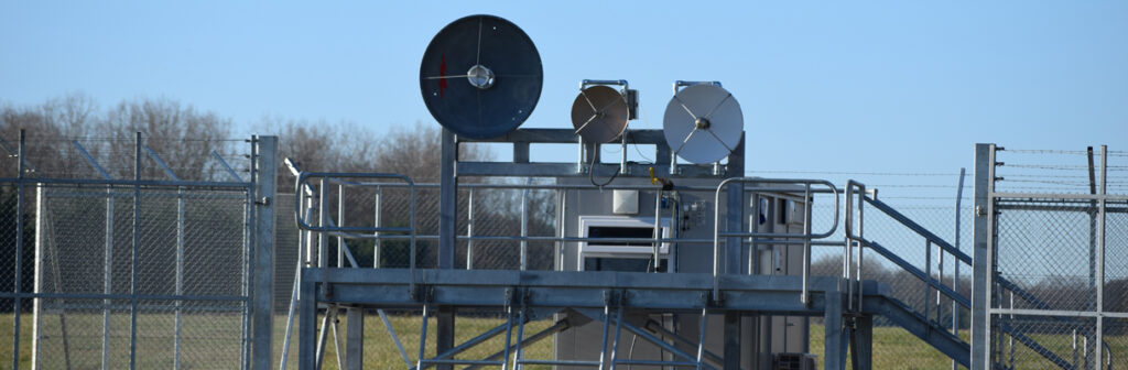 Far Field Antenna Test Range