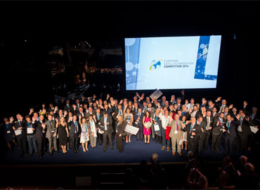 European satellite technology-related competitions launch today