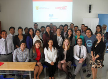 Catapult supports Peruvian healthcare project workshop