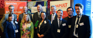 2015 European Satellite Navigation Competition and Copernicus Masters launched at Houses of Parliament