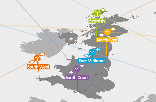 Catapult extends UK Centres of Excellence network
