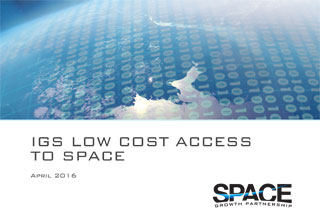 Space Growth Partnership report highlights importance of Low Cost Access to Space