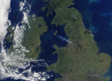 Research into the value of satellite-derived Earth Observation capabilities to UK Government